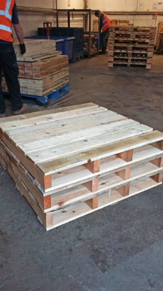 New Wooden Pallets & Crates - Worcestershire
