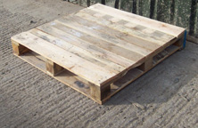 Reconditioned Pallets
