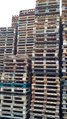 Reclaim Pallets Worcestershire