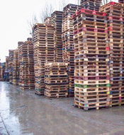 New & Reconditioned Pallets