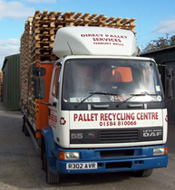 New & Reconditioned Pallets Burford, Tenbury Wells, Worcestershire